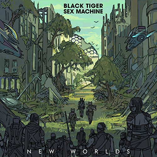 - New Worlds [Explicit]