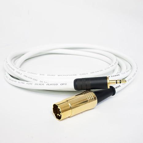 Naim Premium AUX Cable de entrada. Cable de audio mini jack de 3,5