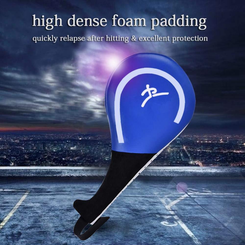 Kicking Targets Durable Taekwondo Boxing Kick Target Punching Training Target Soft PU Sponge Pad