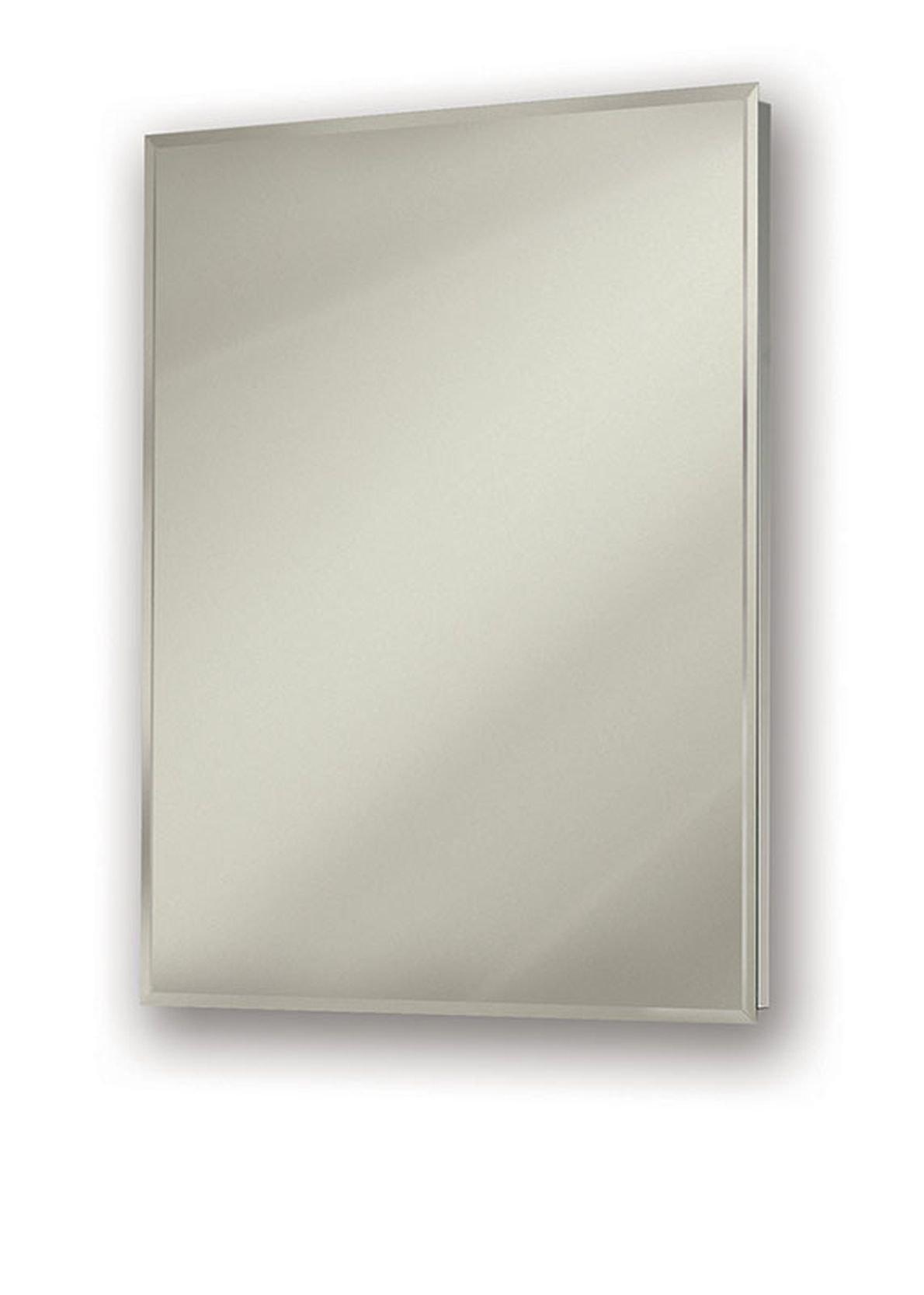 Jensen 530924X Bevel Mirror Medicine Cabinet, 24'' x 30''
