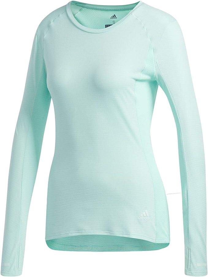 adidas Damen Supernova Langarm T Shirt