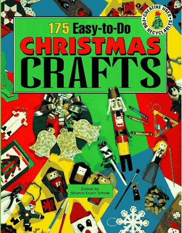 Advent Crafts Christmas (175 Easy-to-Do Christmas Crafts)