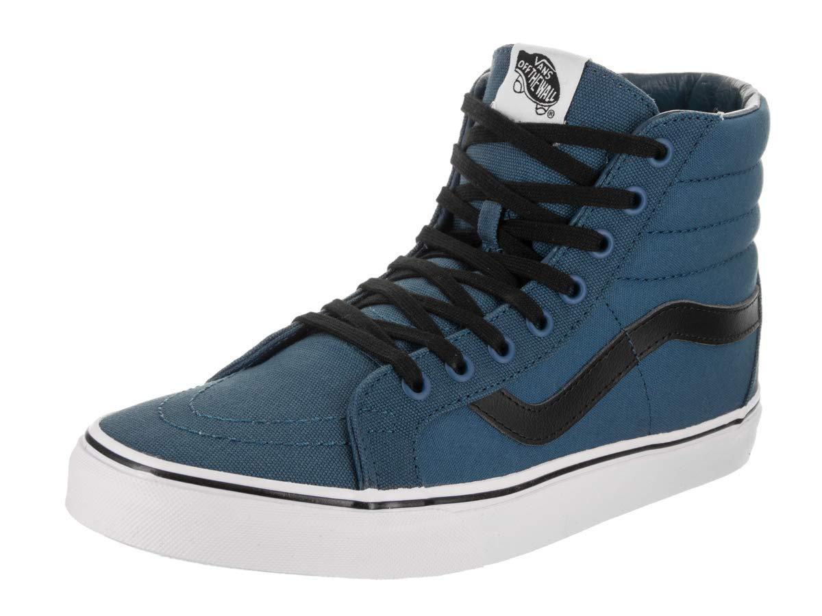 Großhandelsverkauf Heiß-Verkauf am neuesten zeitloses Design Vans Sk8-Hi Reissue, Unisex Adults' Hi-Top Sneakers, Blue  (Canvas/Navy/Black), 5 UK (38 EU)