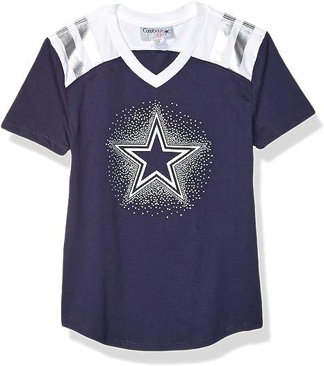 Dallas Cowboys - Camiseta para niña