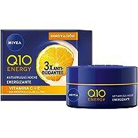 Nivea Q10 Energy Crema de Noche Antiarrugas, 50ml