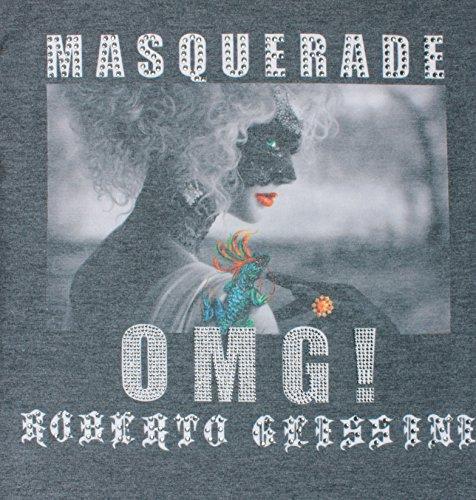 Roberto Geissini - MASQUARADE (XL, black)