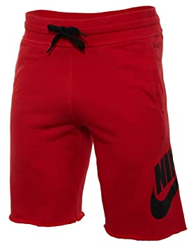 Nike AW77 Alumni French Terry Mens Shorts Size S