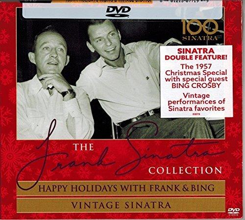 Happy Holidays with Frank & Bing + Vintage Sinatra (Frank Sinatra Videos)
