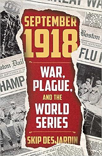 September 1918 book