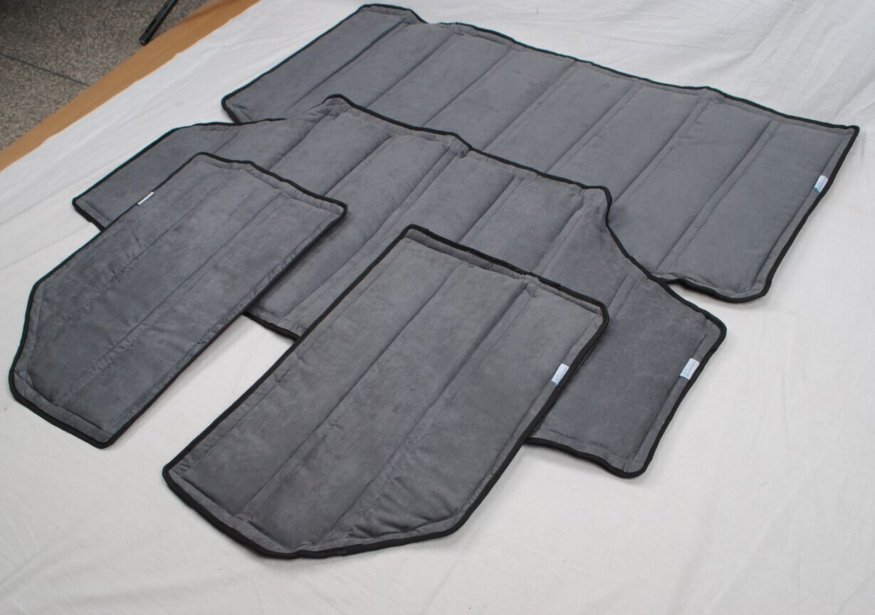 Amazon.com: Hooke Road Hardtop Sound Deadener Insulation Kit For 2011 2018 Jeep  Wrangler JK Unlimited 4 Door: Automotive