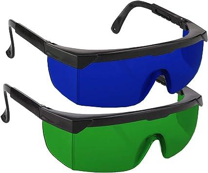 Tillmann S Gafas Depilacion Laser 2 Unidades Gafas Protectoras Depilacion Ipl Hpl Luz Pulsada Amazon Es Salud Y Cuidado Personal
