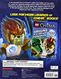 LEGO® Legends of Chima: Lions and Eagles (Activity Book #1)