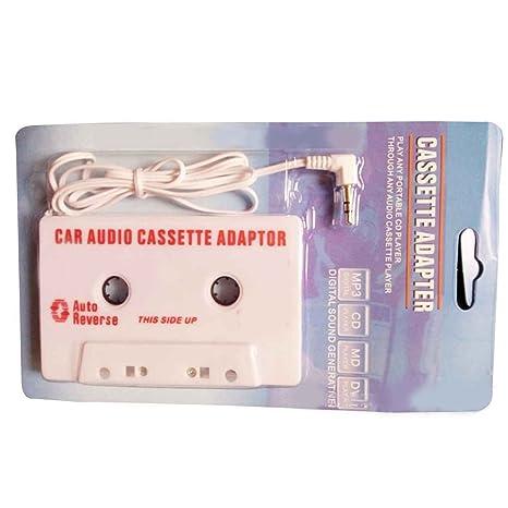 Aiming Coche Cinta de Casete estéreo Tape Converter Auto del Adaptador Universal para iPod para el