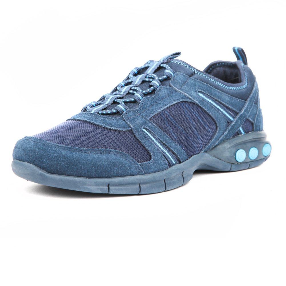 Therafit Shoe Women's Dawn Slip On Active Walking Shoe B0187Q3AZK 9.5 B(M) US|Navy