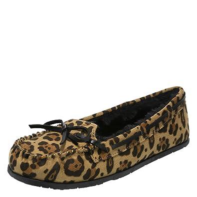 cda595bff19b Airwalk Leopard Women s Flurry Moc 5 Regular
