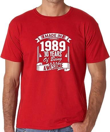 Amazon.com: Fabricado en 1989-30 años de ser impresionante ...