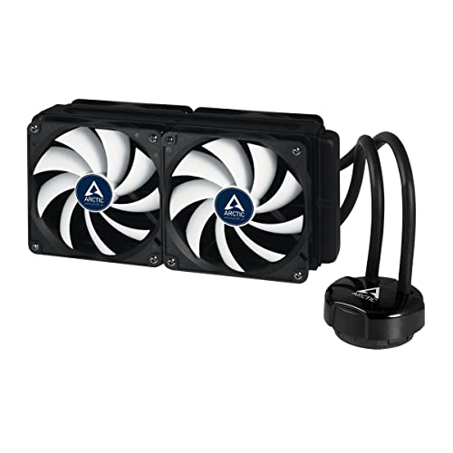 ARCTIC Liquid Freezer 240, High Performance CPU Water Cooler