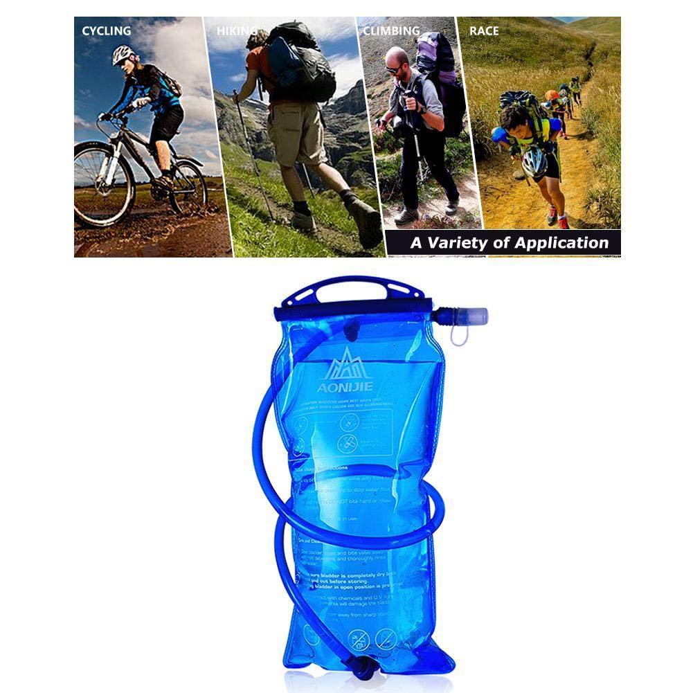 3 l 1,5 l 1 l Senza BPA 2 l Sacca di idratazione SD12 LIWEISDSDFS
