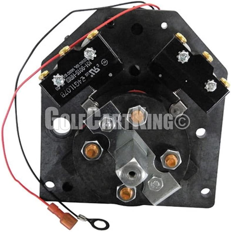 Amazon.com: Forward And Reverse Switch Assembly   EZGO Electric & 2-cycle  Golf Cart   1986.5-1993: AutomotiveAmazon.com
