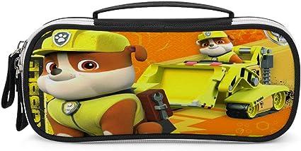 Promini Paw Patrol - Estuche para lápices para niños (4 unidades), diseño de la Patrulla Canina: Amazon.es: Oficina y papelería