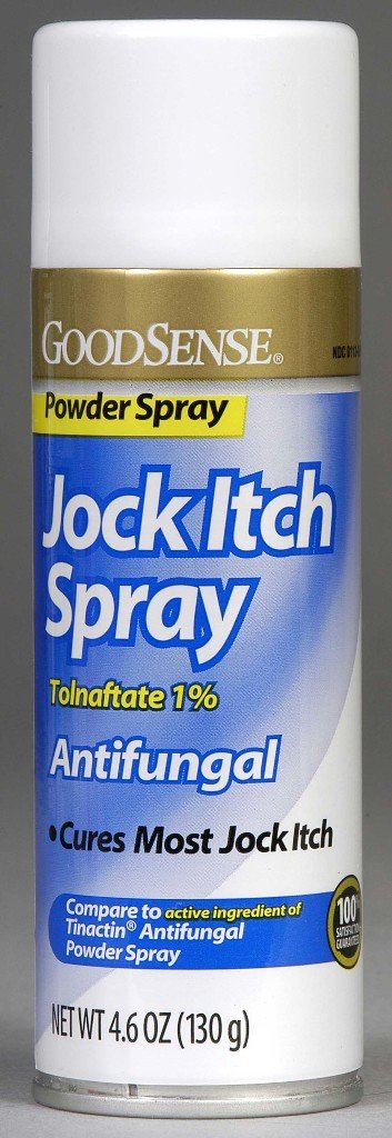 Good Sense Jock Itch Spray Tolnaftate 1% Antifunga Case Pack 12 by Good Sense