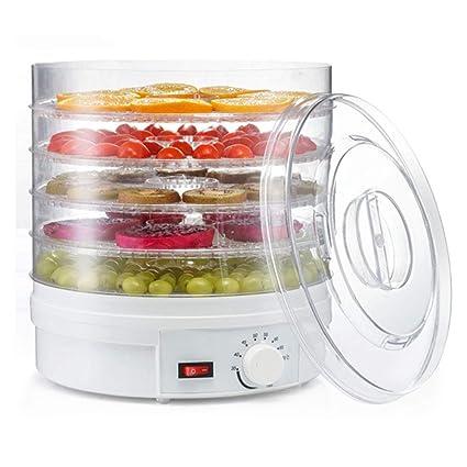 Secadora De Alimentos Secador de alimentos - Grado comestible AS, Multifuncional, Control mecánico,