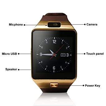 Review CLZZ Silver Bluetooth Watch
