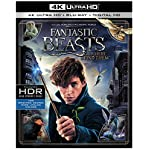 Eddie Redmayne (Actor), Katherine Waterston (Actor), David Yates (Director) | Rated: PG-13 (Parents Strongly Cautioned) | Format: Blu-ray  (8174)  Buy new:  $19.99  $10.00  21 used & new from $10.00