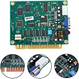 Marwey Classical Arcade Video Games 60 in 1 PCB Jamma Board Motherboard CGA/VGA Output High Resolution Manual