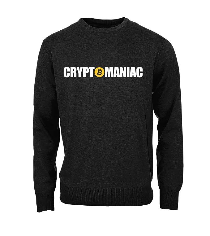 Comprar sudadera Crypto Maniac
