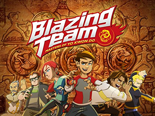 amazon   blazing team season 1