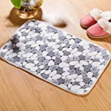 Ganhodae-ro shop Soft Floor Rug Carpet Bath Bathroom Bedroom Home Kitchen Shower Mat Non-slip Pad
