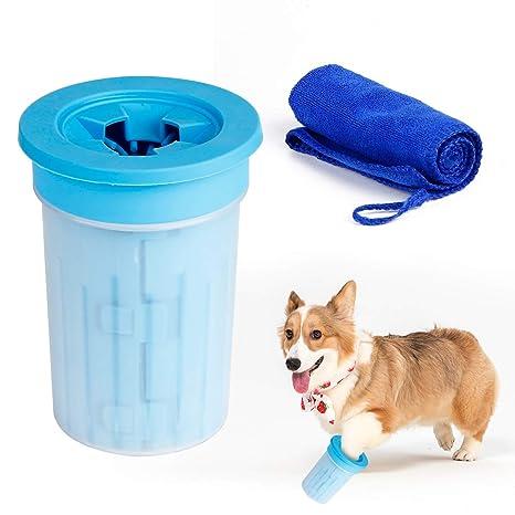 WELTRXE Limpiador de Patas, lavador de Patas de Mascota ...