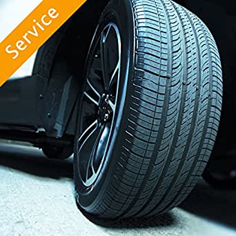 Tire Installation 2 Tires At Home Amazon Com Home Services