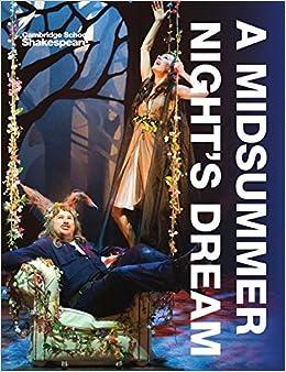 A Midsummer Night's Dream Cambridge School Shakespeare