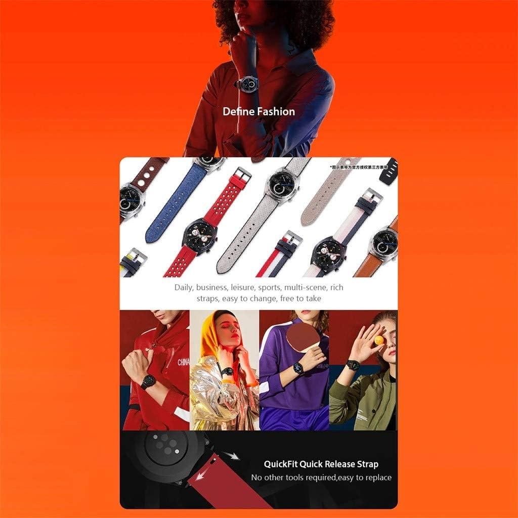 Reloj Inteligente WOZOW Huawei Honor Magic, Pantalla de Color ...