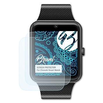 Bruni Película Protectora para Chereeki Smart Watch ...
