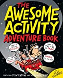 The Awesome Activity Adventure Book: Featuring Kow Kapow and the Bonsai Kid! by Beach (1-Apr-2012) Paperback