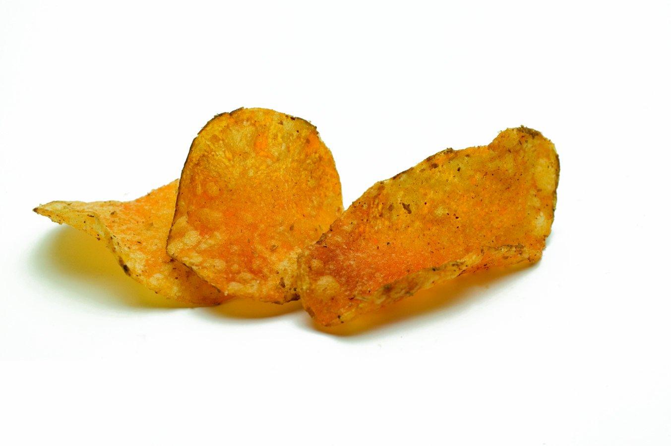 amazon com kettle brand potato chips backyard barbeque 1 5