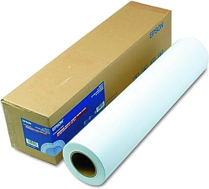 Epson Premium Glossy Photo Paper - Rollo de papel fotográfico: Amazon.es: Oficina y papelería