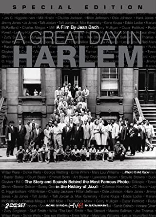 Amazon com: A Great Day In Harlem: The story and sounds