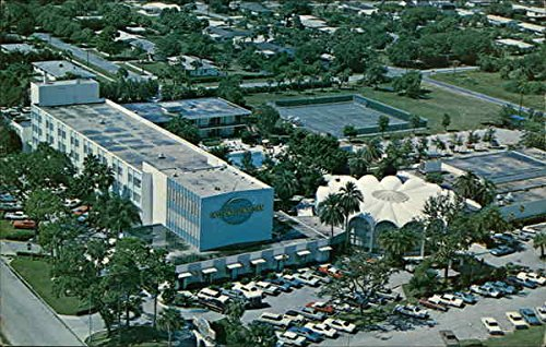 International Inn Tampa, Florida Original Vintage Postcard at ...