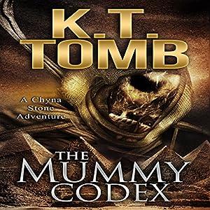 The Mummy Codex Audiobook