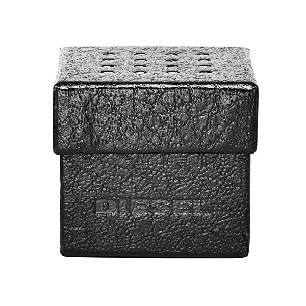 Diesel Collana con ciondolo Uomo acciaio_inossidabile - DX1148040 3