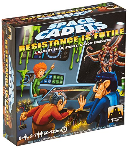 Stronghold Games Space Cadets Board Game - 5