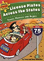 Ultimate Sticker Puzzles: License Plates Across the States:Travel Puzzles and Ga
