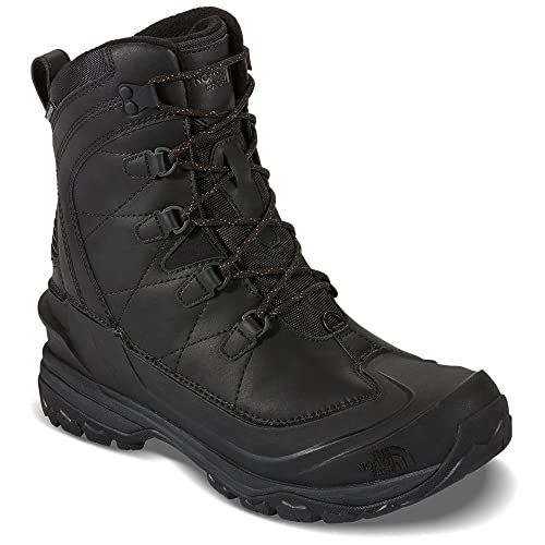 The North Face M Chilkat EVO, Botines para Hombre, (Tnfblck/rudyred Nnc), 42 EU: Amazon.es: Zapatos y complementos
