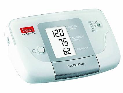Boso Medicus PC 2 - Tensiómetro de brazo con conexión para PC y software para evaluar