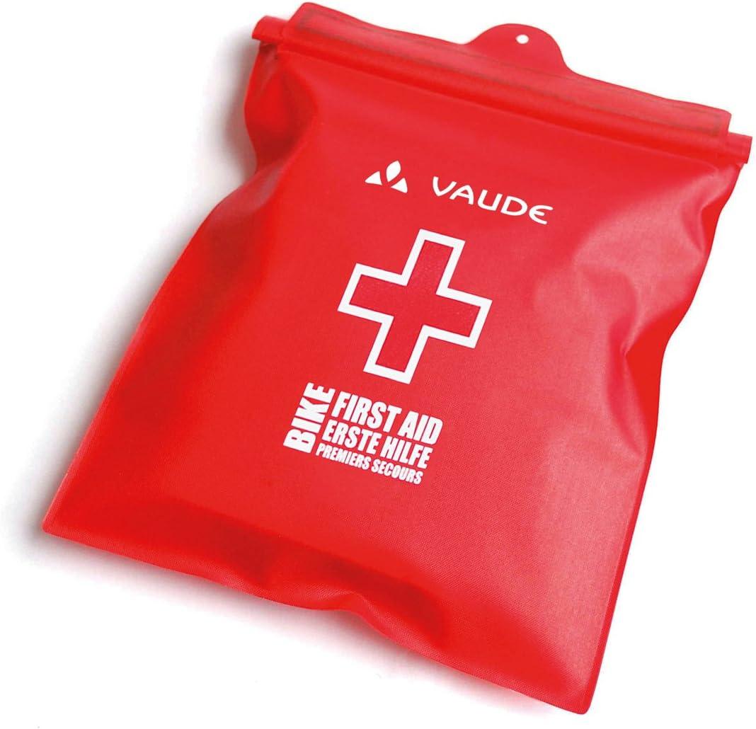 VAUDE Erste Hilfe Set First Aid Kit Bike Essential Waterproof - Botiquín de Primeros Auxilios