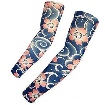 V Unisex Protección UV Mangas Cubierta del brazo Fundas Protector ...